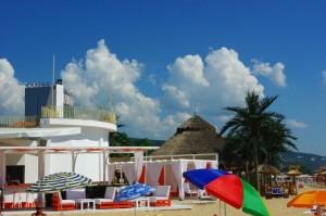 плаж, златни пясъци, Варна, лято 2011