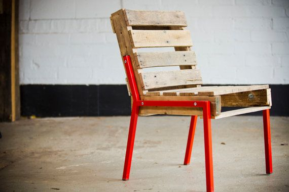 palet stol