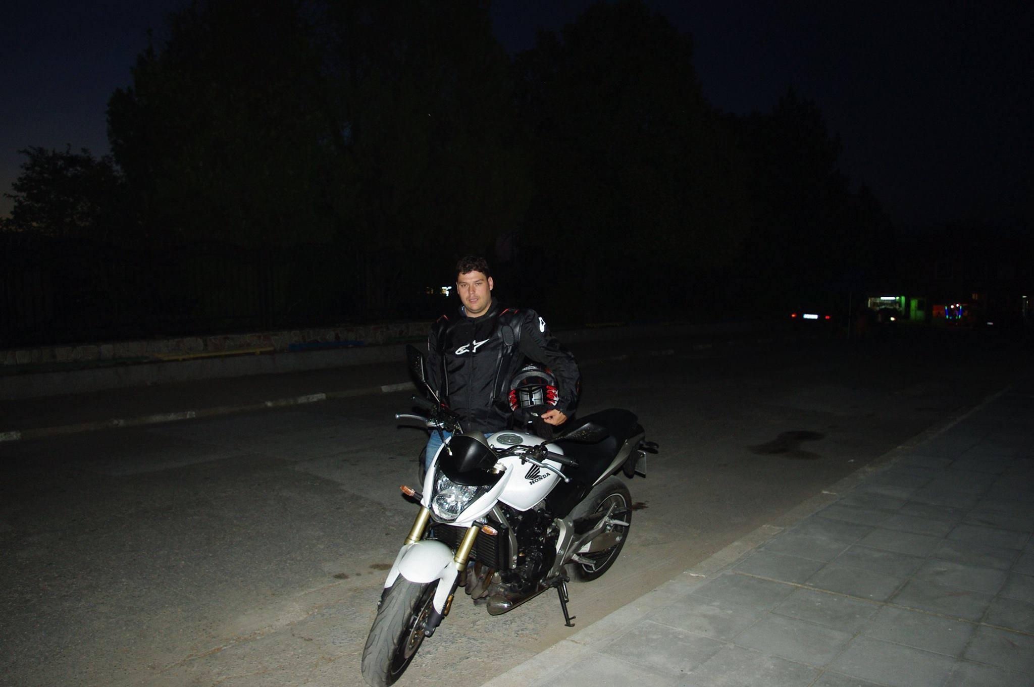 Honda Hornet 2007 600i
