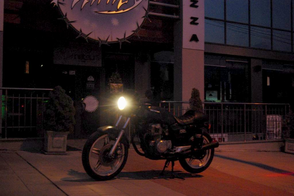Cafe Racer 30 July 2015