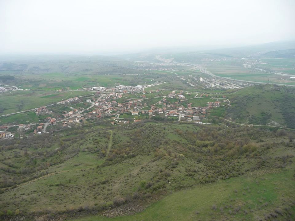 Zelendol panorama