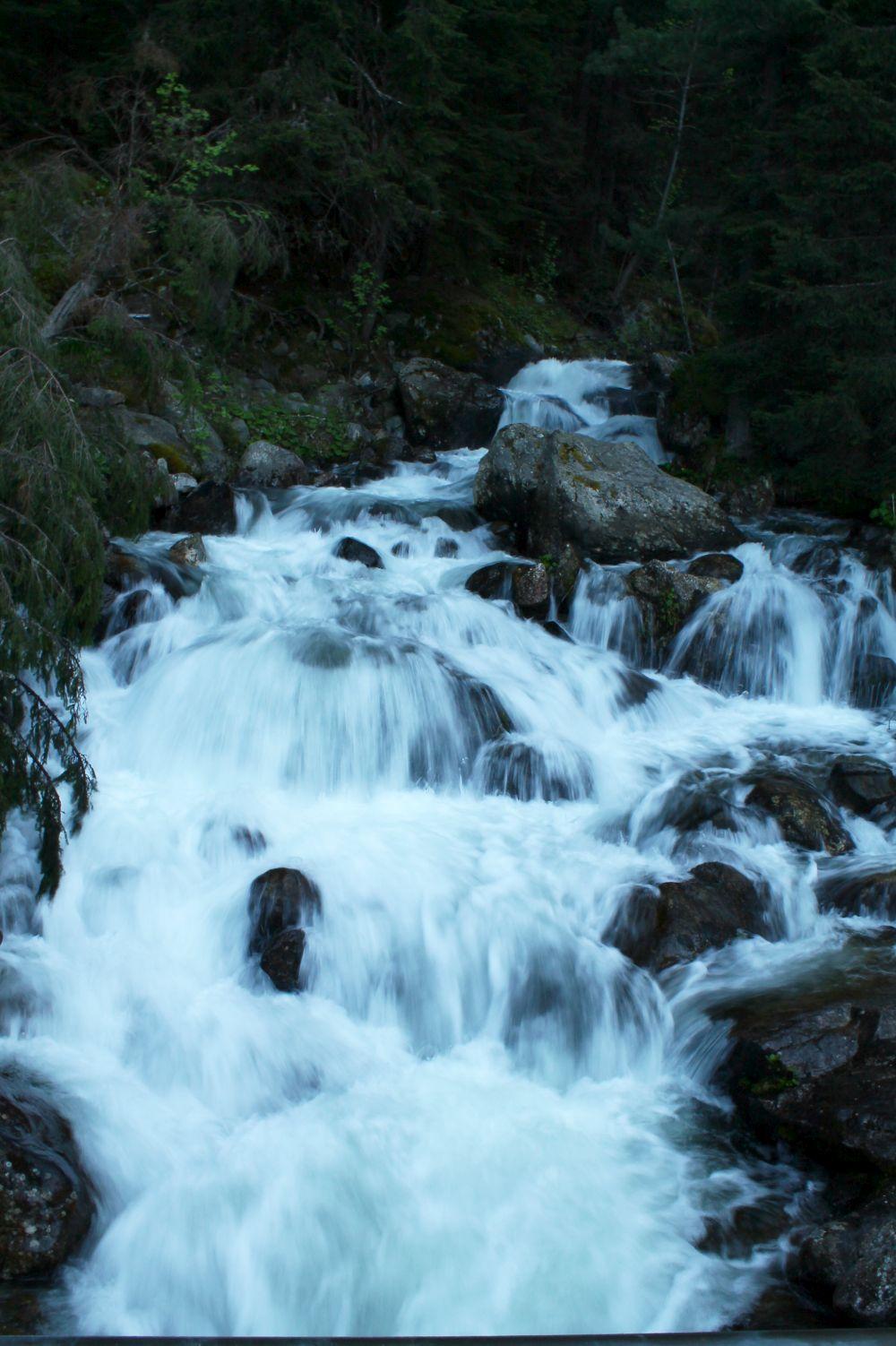 vodopad sedemte rilski ezera