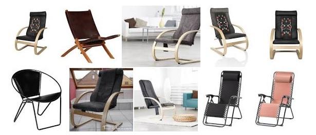 Релаксиращи столове