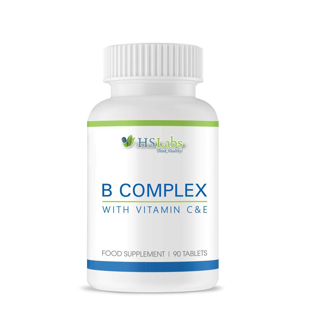 Витамини Б комплекс