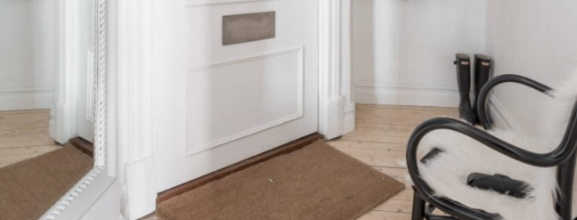 Избор на килим за коридора